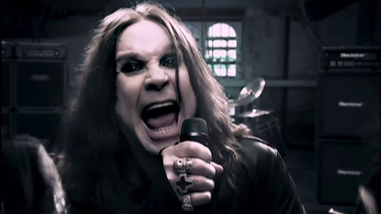 OZZY OSBOURNE -  Let Me Hear You Scream   Official Video