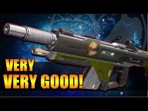 WOW!!! THIS IRON AUTO THOUGH! | Destiny 2 Iron Banner The Forward Path