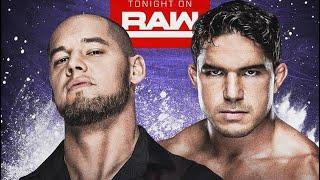 Baron Corbin vs Chad Gable-WWE 2k19-King of the ring 2019