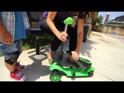 Yvolution Y Glider 3in1 At Toys