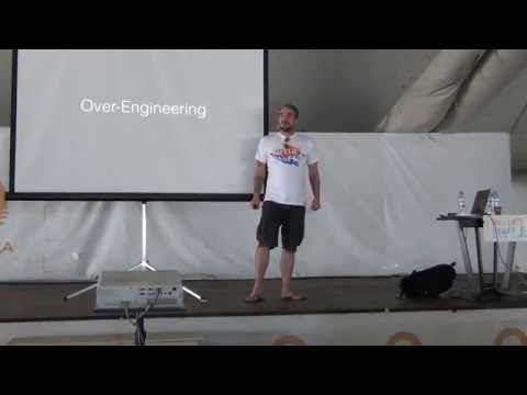 Opening Keynote: Greg Young - Stop Over-Engenering