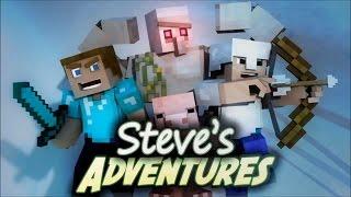 Приключение Стива -  Все серии подряд
