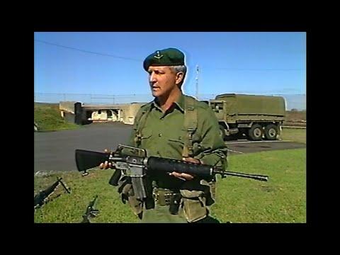 Strike Swiftly - Australian Documentary / Australian Commandos / Special Forces 1985