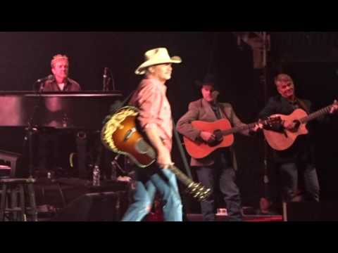 Alan Jackson  The Blues Man,  at Duluth Atlanta, 28 January 2017