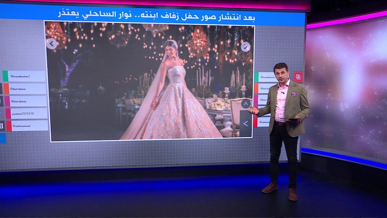 غضب في #لبنان بسبب -البذخ- في حفل زفاف ابنة قيادي في حزب الله