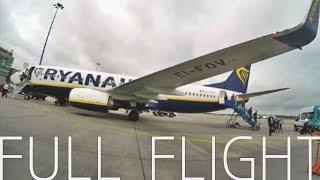 SUPER CHEAP RYANAIR 9.99 FLIGHT Bristol to Dublin