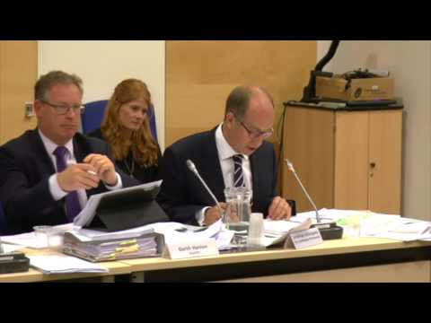 Cambridge & South Cambs Local Plan hearing - Remaining - pt3. 11 July 2017.
