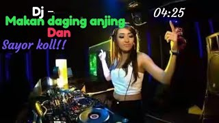 #dj #viral #trending DJ | Makan Daging Anjing Dan Sayur Koll Remix DJ 2018