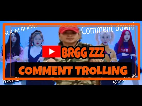 BBOOM BBOOM IN PUBLIC | Comment Trolling
