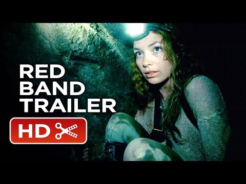 As Above, So Below Official Red Band Trailer (2014) - Ben Feldman Horror Movie HD