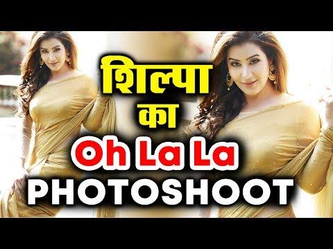 Gorgeous Shilpa Shinde HOT Photo Shoot In Saree By Maya Singh