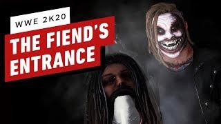 WWE 2K20: The Fiend Bray Wyatt Entrance Video