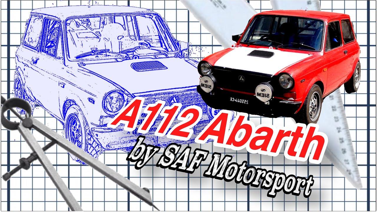A112 Abarth By Saf Motorsport Test Drive Autobianchi