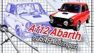A112 Abarth by SAF Motorsport - Test drive - Autobianchi
