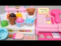 Mainan Terbaru - Mainan Masak Masakan Kompor Membuat Es Krim  - Belajar Warna Untuk Anak