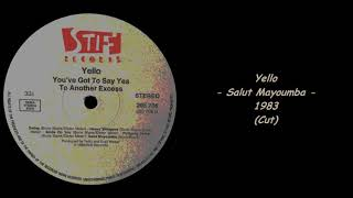Yello - Salut Mayoumba - 1983 (Cut)