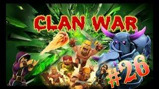 Clash of Clans- Clan War TH8 #26 [Brown]