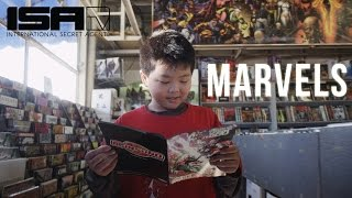 """Marvels"" - Jason Chu feat. Sarah Jake (Official Music Video) Starring Hudson Yang"
