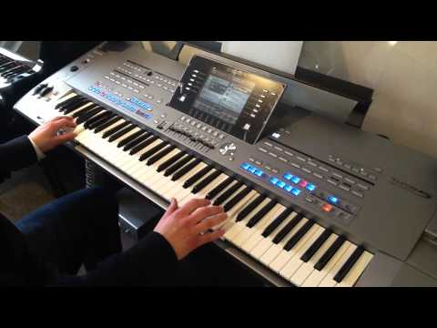 What is the Assign slider for on Yamaha Tyros?