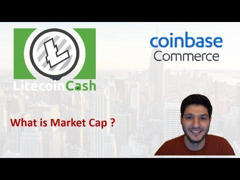 LTC Fork, Coinbase commerce, Market Cap -  لايتكوين كاش فورك، كوينبيس، ما هو المركة كاب؟