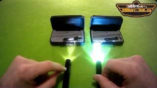 Lanterna Maglite Solitaire VS Maglite Solitaire LED
