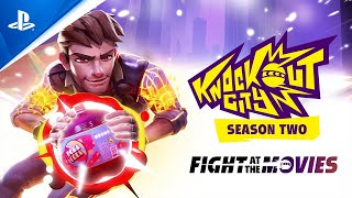 Knockout City - Season 2: Fight at the Movies Launch Trailer   PS4