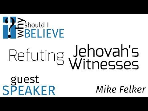Refuting Jehovah's Witnesses Governing Body - Mike Felker