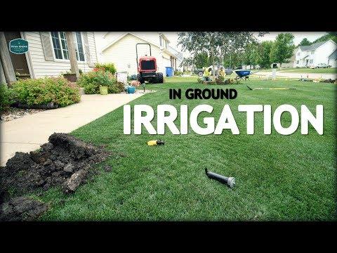 I Got An Irrigation System!! // Hunter Irrigation MP Rotator And Hyrdawise