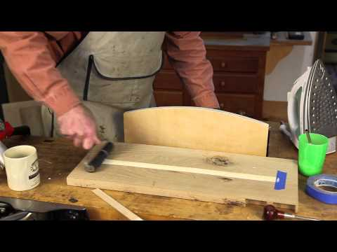 How to Apply Wood Veneer with an Iron