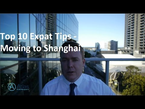 Expat Tips For Moving to Shanghai