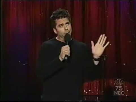 Greg Giraldo on Late Night with Conan O'Brien (May 9, 2002)