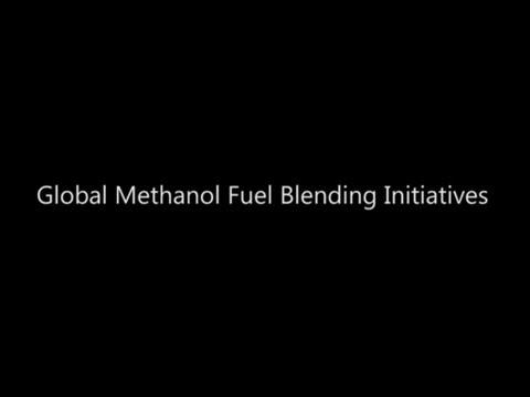 Global Methanol Fuel Blending Initiatives