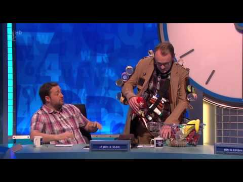 8 Out of 10 Cats Does Countdown S09E02 - Jason Manford, Roisin Conaty, Sam Simmons