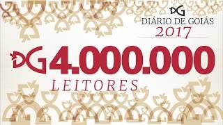 Conheça os números do Diário de Goiás!