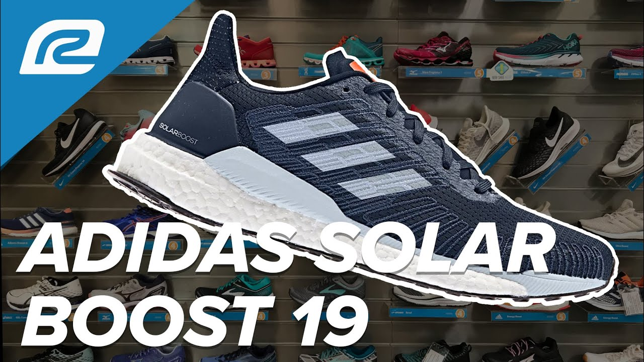 Adidas Solar Boost - First Look | Shoe Preview