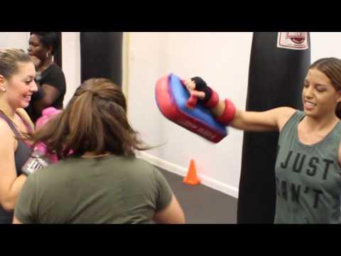 ATT WPB Women's Fitness Kickboxing