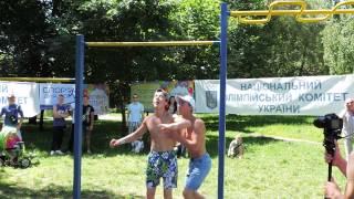 Street Workout Rivne (06/06/2015)