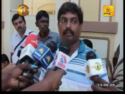 News1st Prime Time News Lunch Shakthi  TV 14th July 2016