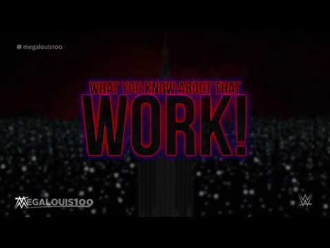 "WWE Wrestlemania 35 Official Theme Song - ""Work"" With Download Link And Lyrics!"