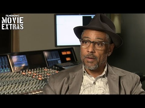 The Jungle Book | On-Set with Giancarlo Esposito 'Akela' [Interview]