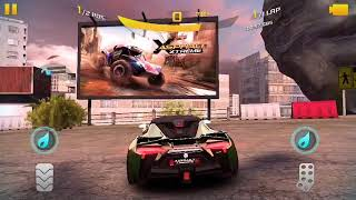 I found the Asphalt Xtreme Easter Egg!
