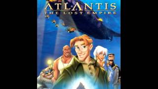 "End Credits Music from the movie ""Atlantis: The Lost Empire"""