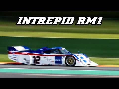 1991 INTREPID RM1 GTP - Group C racing