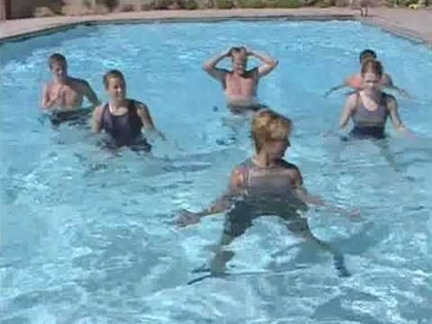 Strenght and Power Water Workout by Karen Westfall