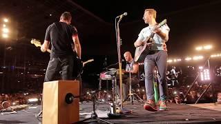 Coldplay Dont Panic Live At Arena Do Grêmio Porto Alegre RS Brasil 11 11 2017