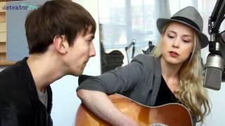 Tina Dico & Helgi Jonsson - No Time To Sleep (detektor.fm Akustik-Session)