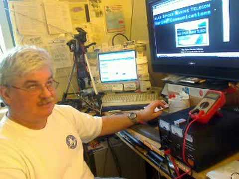 Alan Spicer Marine Telecom - Owner Intro.