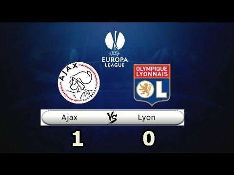 11 mai 2017 Ajax vs Lyon Highlights & Goals VIDEO