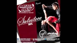 salsoteca mix (lloraras, idilio, que pena, la soledad) Dj Master Crazy ft Dj Picolay