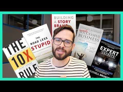 Best Business Books To Read In 2019